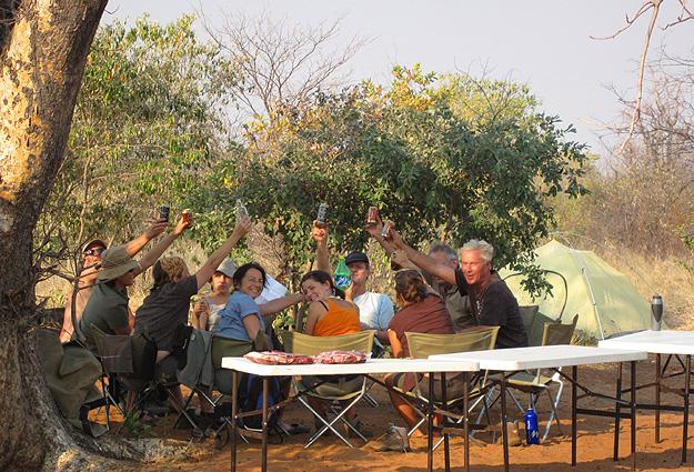 Namibia Safari Camp