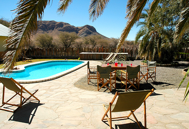 Namibia Safari Lodge