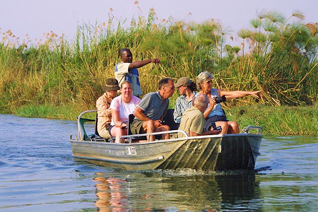 Namibia Safari Okavango