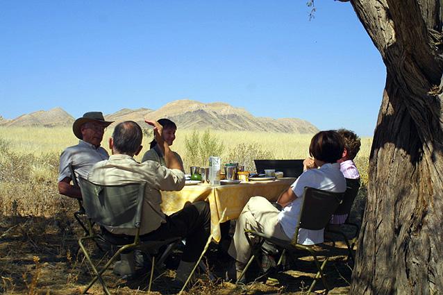 Namibia Safari Rast