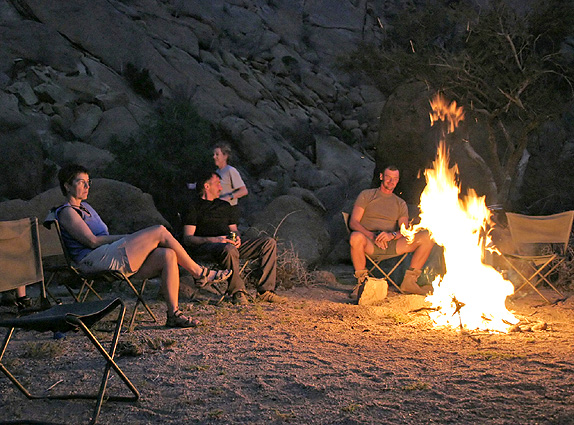 Namibia Safari Camping