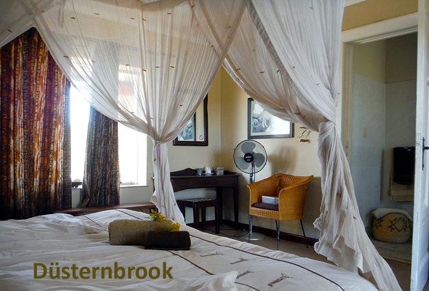 Namibia Safari Duesternbrook Zimmer