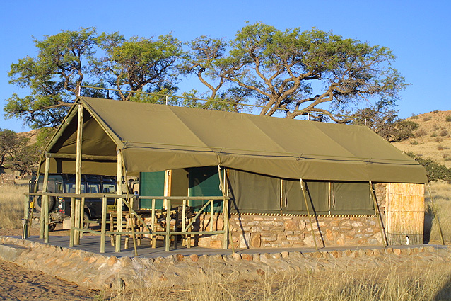 Namibia Safari Tented Camp
