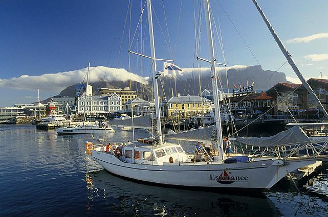 Südafrika Erlebnisrundreise Kapstadt
