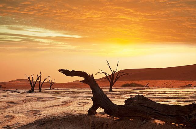 Namibia Höhepunkte Sossusvlei
