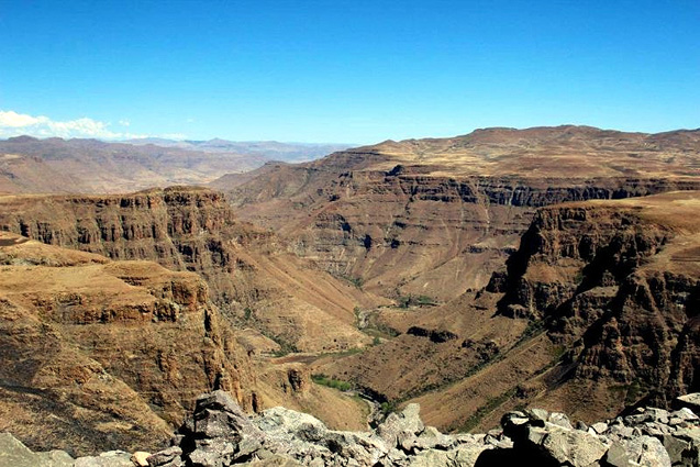 Südafrika Erlebnisreise Drakensberge