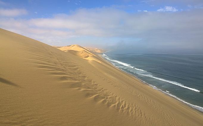Namibia Rundreise Wüste am Atlantik