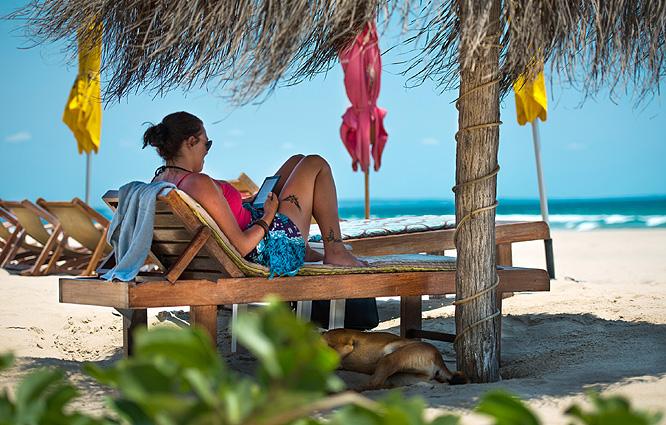 Südafrika - Mosambik Strand
