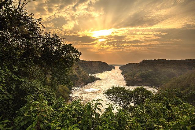 Uganda Safari Murchinson Falls