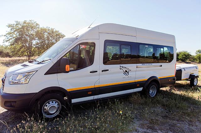 Botswana, Ford Kleinbus