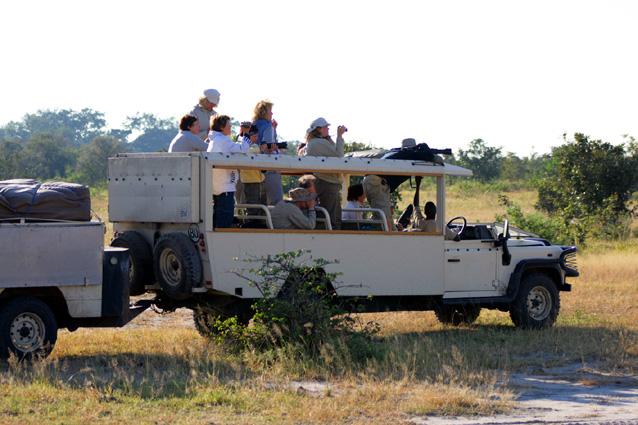 Botswana - Jeep